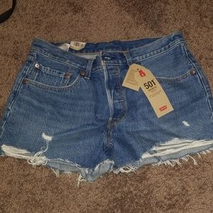 Levi Shorts (tags still attached)